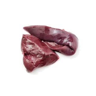 Телешки черен дроб