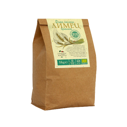 Фино смляно брашно от едрозърнест Лимец, 1 кг.