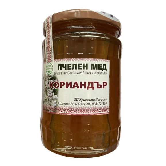 Пчелен мед Кориандър