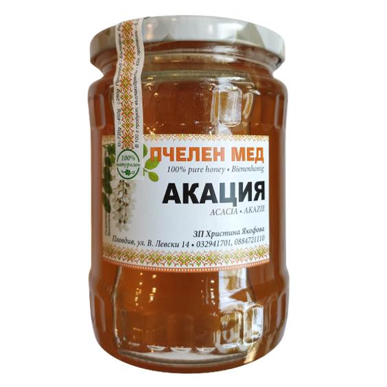 Мед от Акация